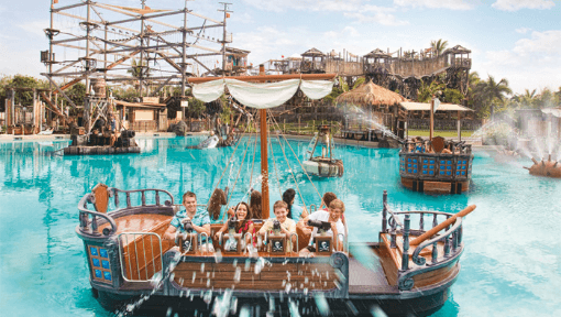 Gold Coast family theme parks